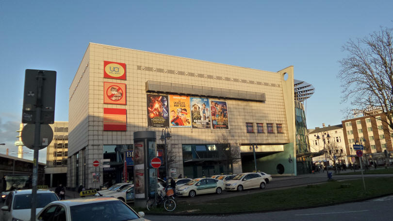Uci Kino In Duisburg