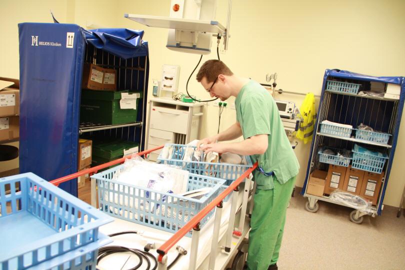 mitarbeiter binden krankenhaus