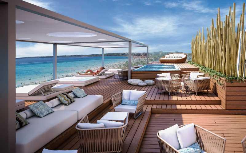 Mallorca Hotel Orient Beach Animation