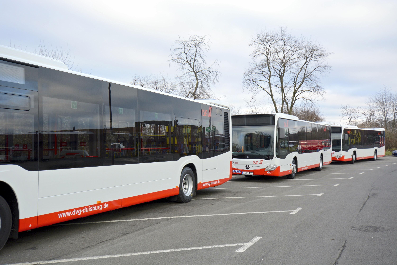 fahren die busse heute