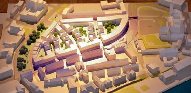 Architekt Duisburg stadtentwicklung und neues merca